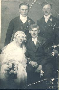 Anna Helene Fryc & Johann Franz Tobolka