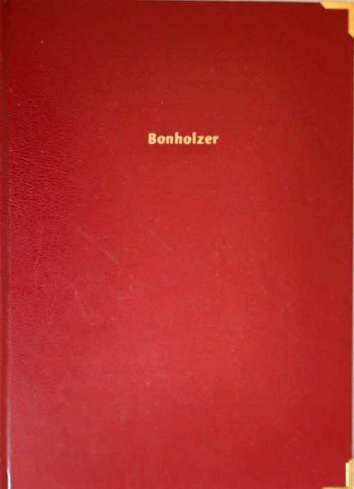 Bonholzer