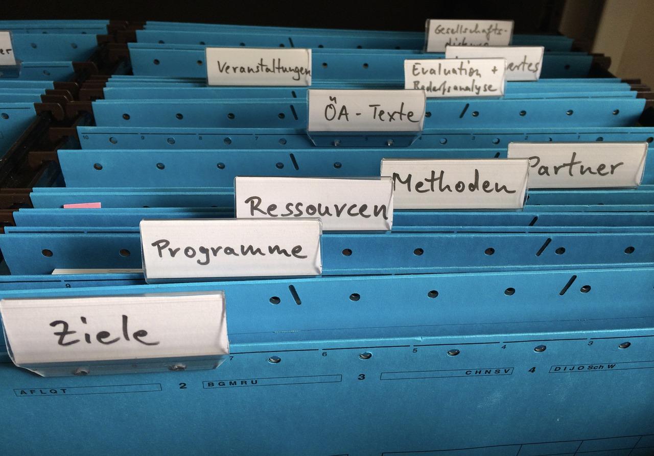 Ahnenforschung Tobolka Bestandserschliessung