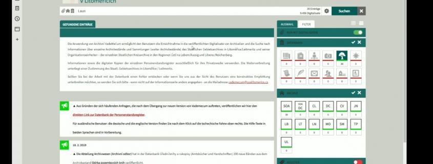 Ahnenforschung Tobolka Leitmeritz